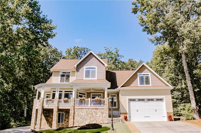 130 Pine Tree Drive #126, Spruce Pine, NC 28777 (#3647624) :: Keller Williams South Park