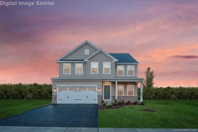 410 Green Mountain Drive #410, Harrisburg, NC 28075 (#3647656) :: Carlyle Properties