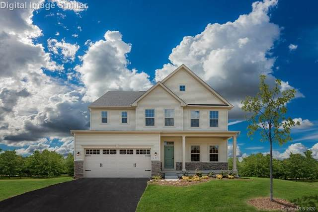 411 Green Mountain Drive #411, Harrisburg, NC 28075 (#3647660) :: Carlyle Properties