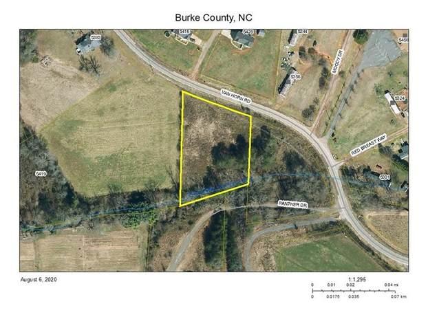 00 Van Horn Road, Connelly Springs, NC 28612 (#3647668) :: Rinehart Realty