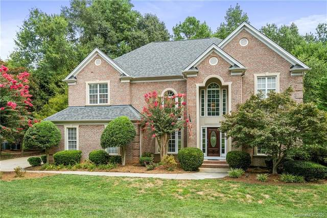 12544 Overlook Mountain Drive, Charlotte, NC 28216 (#3647673) :: IDEAL Realty
