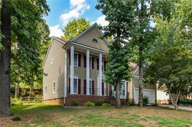 6715 Fairway Point Drive, Charlotte, NC 28269 (#3647693) :: Stephen Cooley Real Estate Group