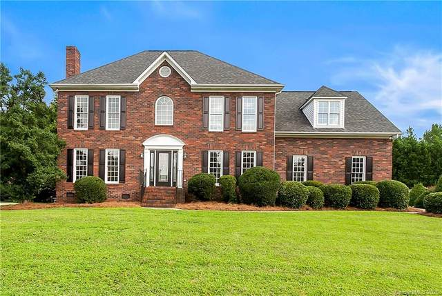 6025 Havencrest Court NW, Concord, NC 28027 (#3647694) :: MartinGroup Properties