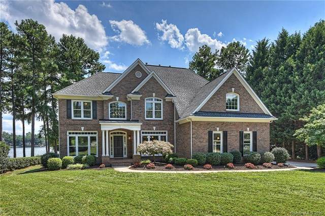 128 Stormy Pointe Lane, Mooresville, NC 28117 (#3647727) :: Besecker Homes Team
