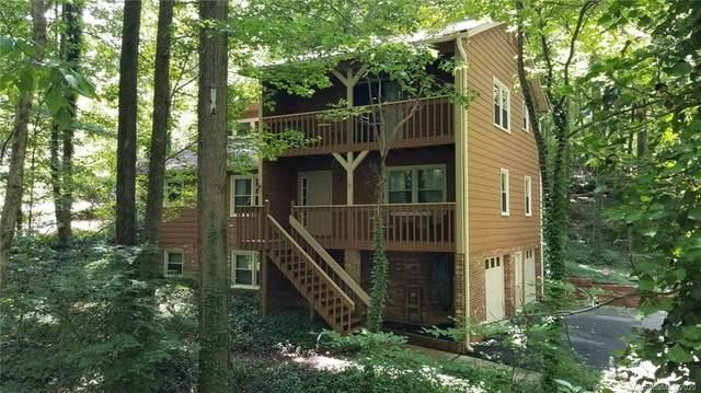110 Malvern Court, Winston Salem, NC 27106 (#3647740) :: DK Professionals Realty Lake Lure Inc.