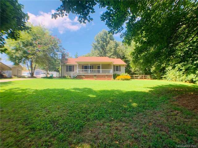 5909 Nc Hwy 150 Highway, Maiden, NC 28650 (#3647741) :: LePage Johnson Realty Group, LLC