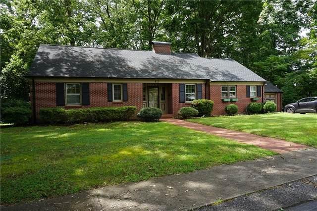 417 & 421 Beall Street NW, Lenoir, NC 28645 (#3647772) :: Austin Barnett Realty, LLC