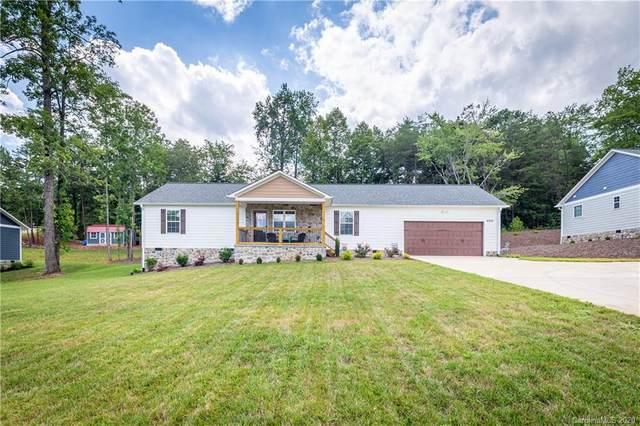 4309 Belmont Drive, Morganton, NC 28655 (#3647788) :: Robert Greene Real Estate, Inc.