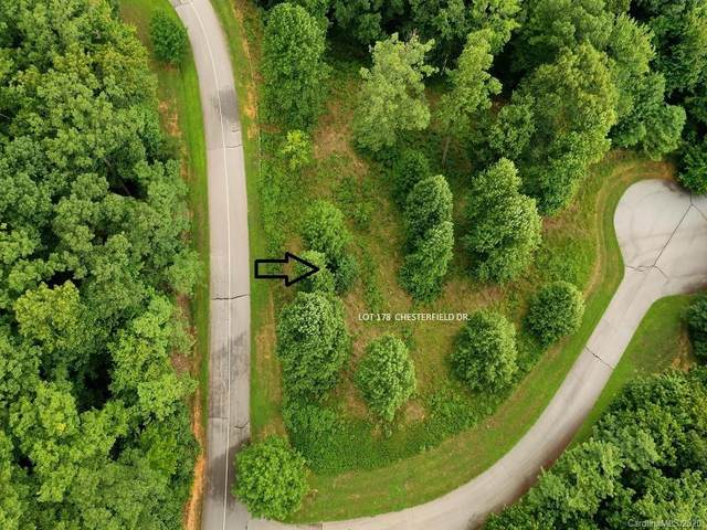 Lot 178 Chesterfield Drive Lot 178, Mill Spring, NC 28756 (#3647911) :: BluAxis Realty