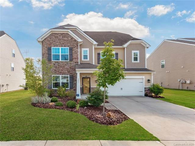 9281 Perseverance Drive, Harrisburg, NC 28075 (#3647928) :: Stephen Cooley Real Estate Group