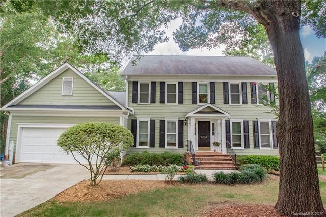 2024 Draymore Lane, Matthews, NC 28105 (#3647936) :: Ann Rudd Group