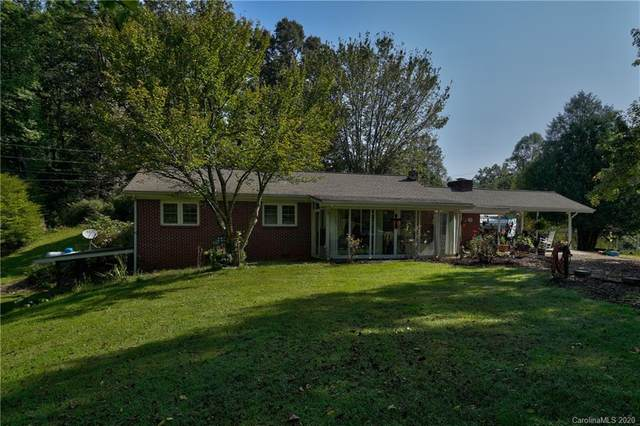 349 Cabe Road, Sylva, NC 28779 (#3647980) :: LePage Johnson Realty Group, LLC