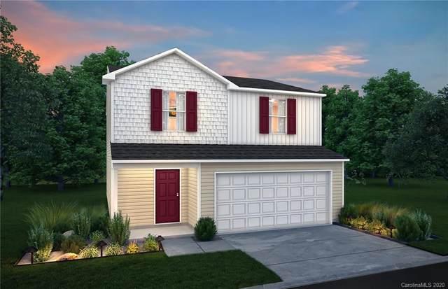 903 Mathis Avenue #11, Salisbury, NC 28146 (#3647981) :: Exit Realty Vistas