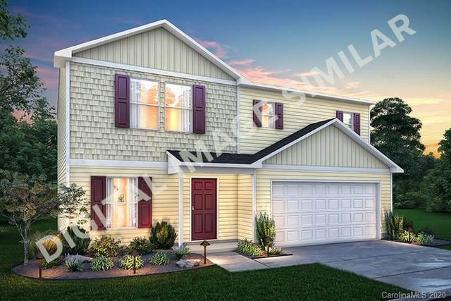 306 Jared Steel Lane #12, Salisbury, NC 28146 (#3647982) :: Exit Realty Vistas