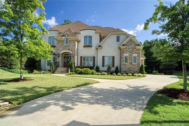 18628 Silent Falls Cove, Davidson, NC 28036 (#3647986) :: Carlyle Properties