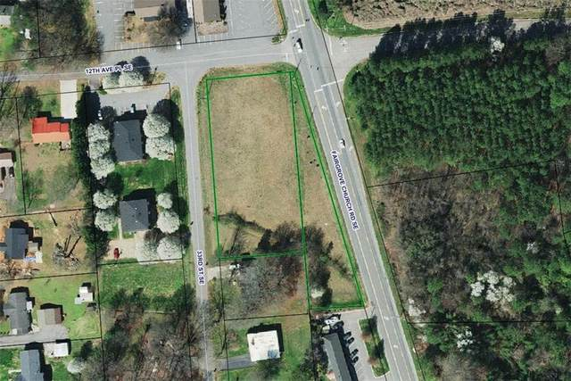 0 Fairgrove Church Road SE, Conover, NC 28613 (MLS #3648004) :: RE/MAX Journey