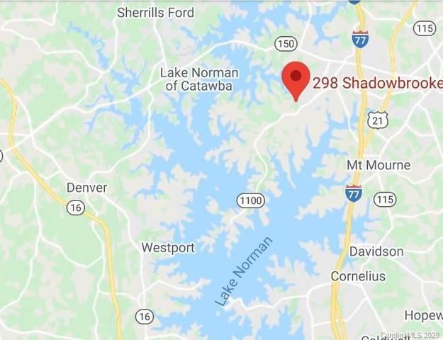 298 Shadowbrooke Lane, Mooresville, NC 28117 (#3648008) :: Cloninger Properties