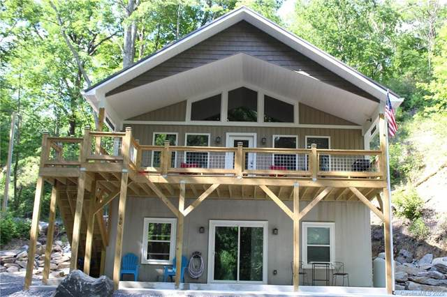 150 Buddy Lane, Lake Lure, NC 28746 (MLS #3648022) :: RE/MAX Journey