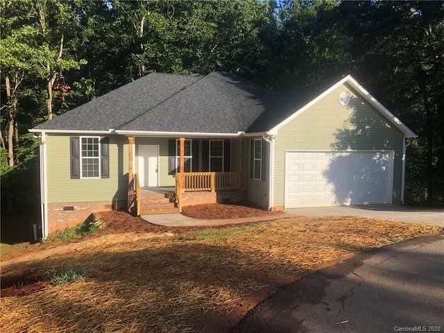 842 Faith Street #47, Oakboro, NC 28129 (#3648027) :: Stephen Cooley Real Estate Group