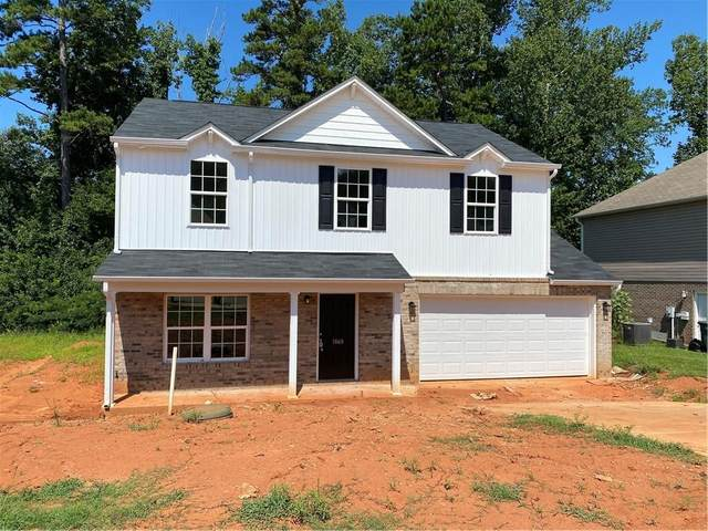 1669 Mayfair Drive, Conover, NC 28613 (#3648060) :: Premier Realty NC
