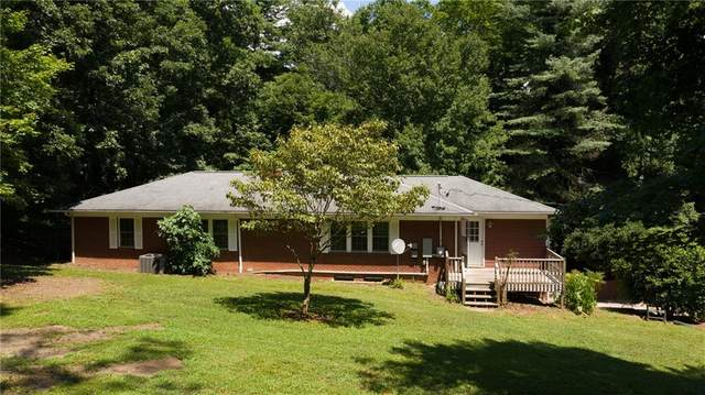 412 Maple Drive NW, Lenoir, NC 28645 (#3648087) :: Carlyle Properties