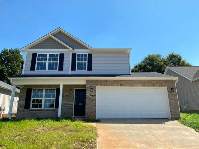 1644 Mayfair Drive, Conover, NC 28613 (#3648088) :: Premier Realty NC
