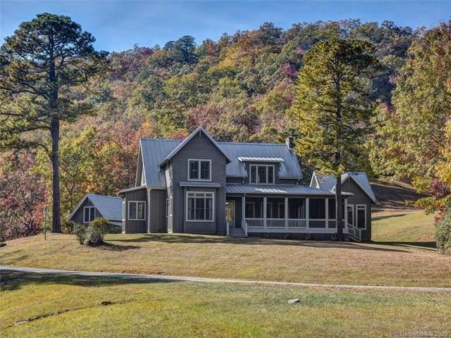 2034 Indian Creek Road, Balsam Grove, NC 28708 (#3648134) :: Homes Charlotte