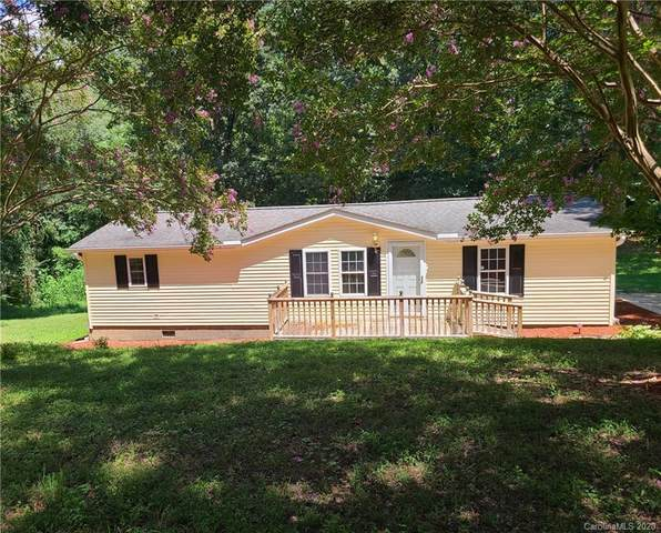 116 Sylvan Drive #110, Statesville, NC 28677 (#3648185) :: High Performance Real Estate Advisors