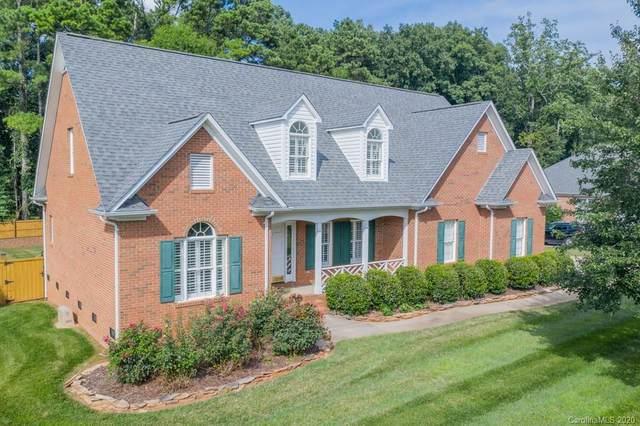 5251 Fieldstone Drive, Concord, NC 28025 (#3648276) :: Caulder Realty and Land Co.