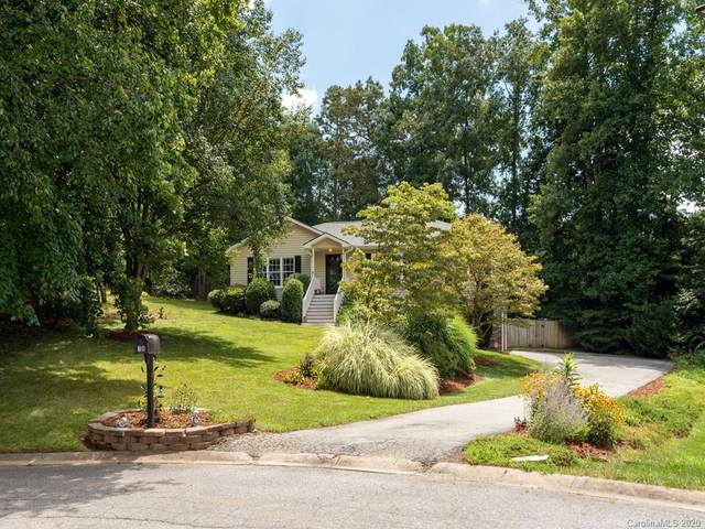 18 Springfield Way #5, Arden, NC 28704 (#3648321) :: Rowena Patton's All-Star Powerhouse