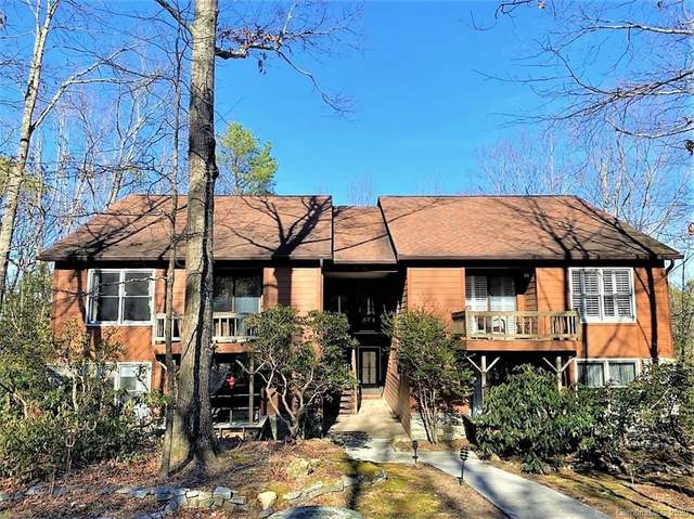 43 Toxaway Views Drive #104, Lake Toxaway, NC 28747 (#3648323) :: BluAxis Realty