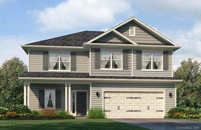 110 Cotton Creek Drive #16, Troutman, NC 28166 (#3648334) :: High Performance Real Estate Advisors