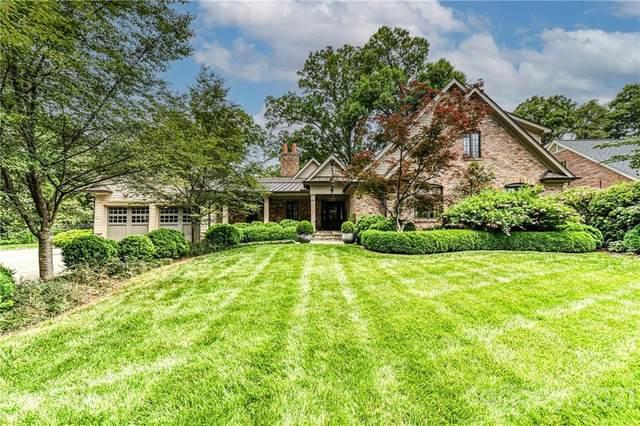 1201 Marlwood Terrace, Charlotte, NC 28209 (#3648354) :: Homes Charlotte