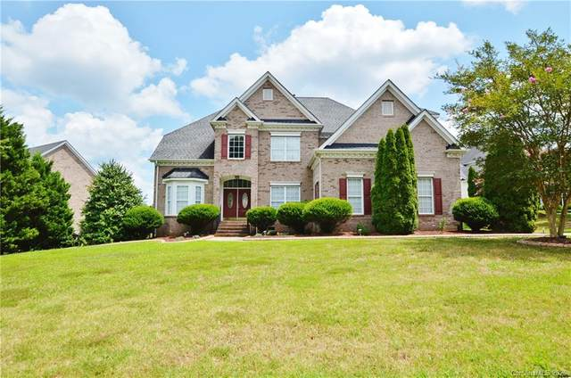4265 French Fields Lane, Harrisburg, NC 28075 (#3648364) :: Johnson Property Group - Keller Williams
