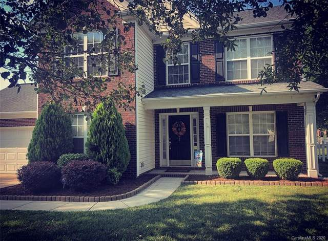 6007 Thicketty Parkway, Indian Trail, NC 28079 (#3648369) :: SearchCharlotte.com