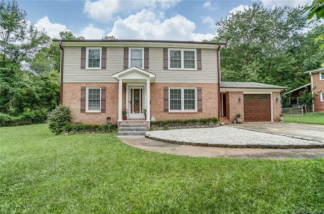 1311 Shady Bluff Drive, Charlotte, NC 28211 (#3648375) :: Robert Greene Real Estate, Inc.