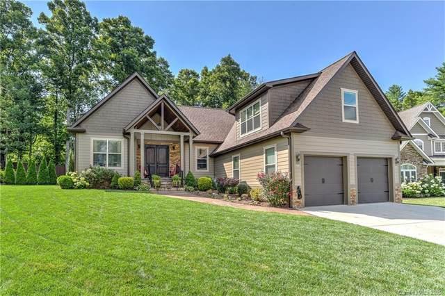 88 Ledgestone Drive, Fairview, NC 28730 (#3648376) :: Premier Realty NC