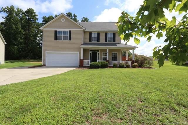 2810 Eagle View Lane #68, Monroe, NC 28110 (#3648384) :: Exit Realty Vistas