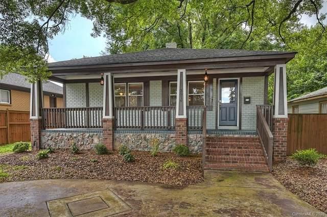 3516 Spencer Street, Charlotte, NC 28205 (#3648385) :: Cloninger Properties