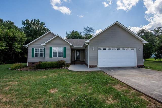 122 Nathaniel Gracie Drive #19, Statesville, NC 28625 (#3648390) :: MartinGroup Properties