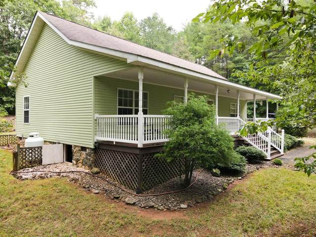 234 Glade Creek Drive, Taylorsville, NC 28681 (#3648423) :: Cloninger Properties