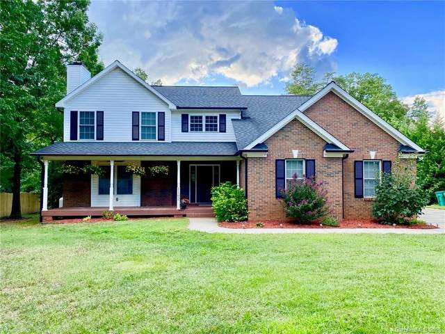 1162 Balfour Quarry Road, Salisbury, NC 28146 (#3648450) :: Keller Williams South Park