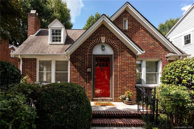 2320 Commonwealth Avenue, Charlotte, NC 28205 (#3648462) :: Carver Pressley, REALTORS®