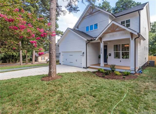 2626 Palm Avenue, Charlotte, NC 28205 (#3648488) :: Stephen Cooley Real Estate Group