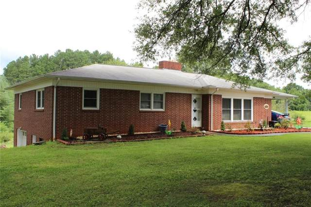 4461 Calico Road, Lenoir, NC 28645 (#3648490) :: LePage Johnson Realty Group, LLC