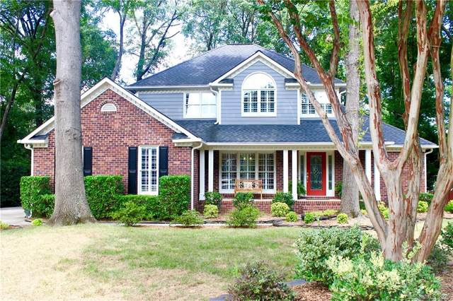 5612 Meadow Bluff Court NW, Concord, NC 28027 (#3648509) :: Mossy Oak Properties Land and Luxury