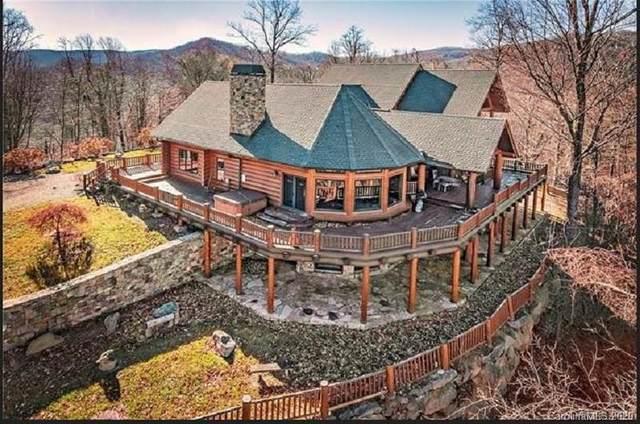 648 Poplar Gap Road, Hot Springs, NC 28743 (#3648610) :: Stephen Cooley Real Estate Group