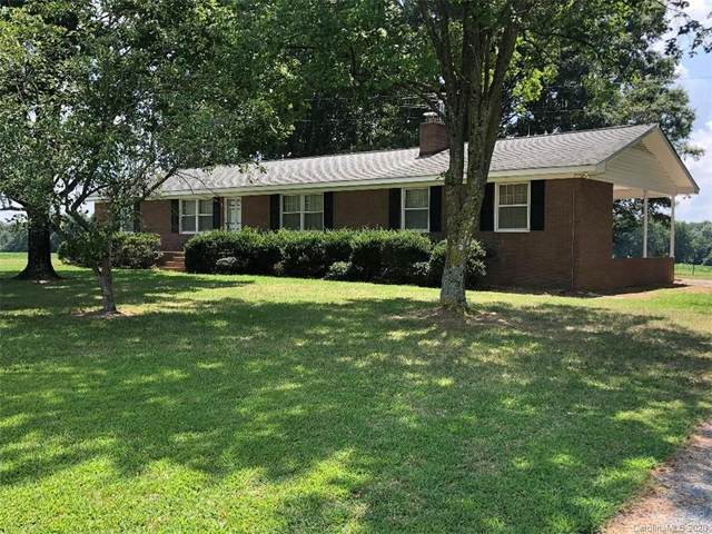 3216 Gilboa Road, Wingate, NC 28174 (MLS #3648622) :: RE/MAX Journey
