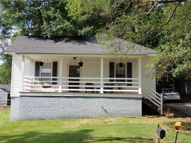 508 Forest Avenue #61, Kannapolis, NC 28081 (#3648626) :: Stephen Cooley Real Estate Group