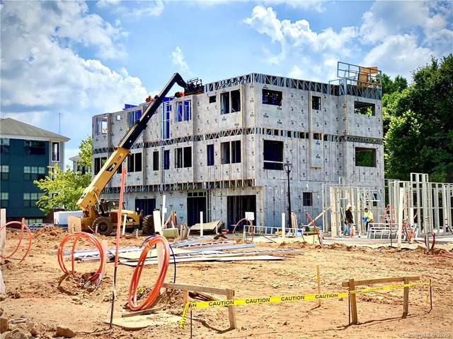 2335 Wesley Village Road #39, Charlotte, NC 28208 (#3648635) :: Johnson Property Group - Keller Williams